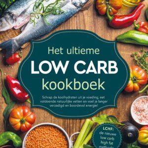 Het ultieme low carb kookboek - Deltas