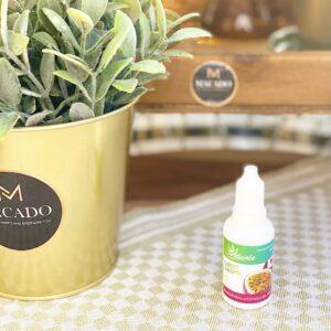 Stevia Druppels PASSIEVRUCHT (30ml)