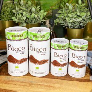 BIOCO koffie - PERU DECA - Bonen (500g)