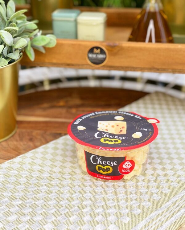 Cheese Pop - Emmentaler (3 x 65g)