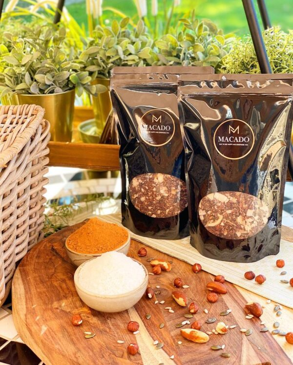 MACADO Granola Chocolat (500g) - 3 stuks