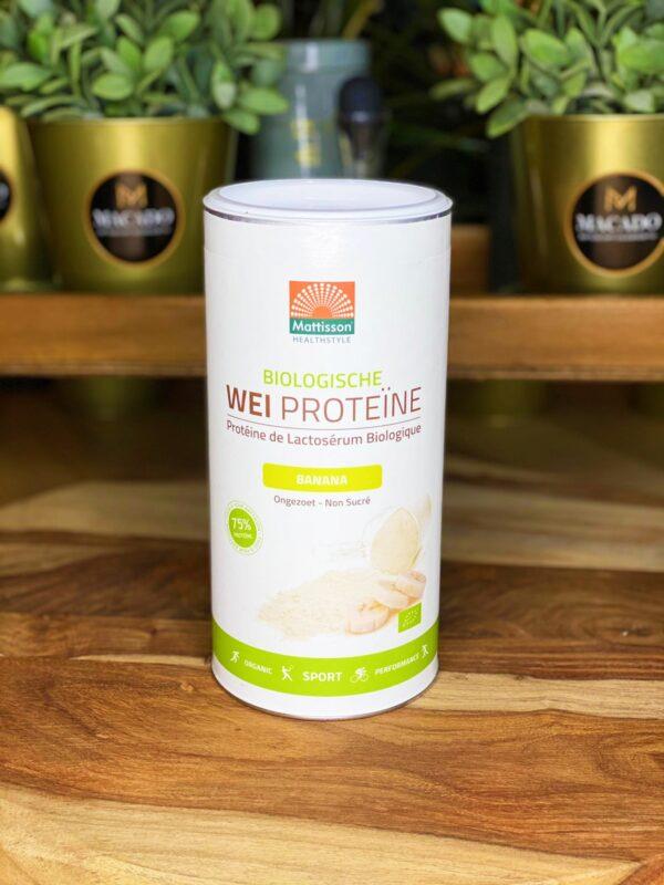 BIO Wei Proteïne Banaan (450g)