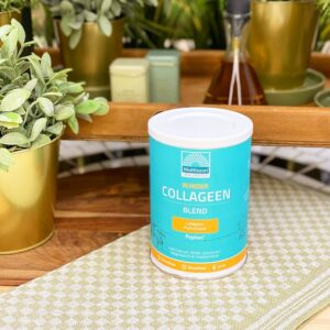 Runder Collageen Blend met Vanille Smaak - Peptides Peptan® (300g)