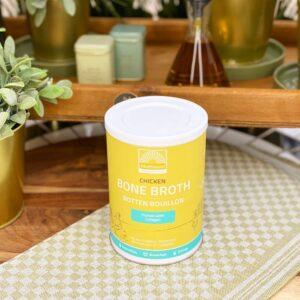 Chicken Bone Broth – Botten Bouillon Kip (400gr)