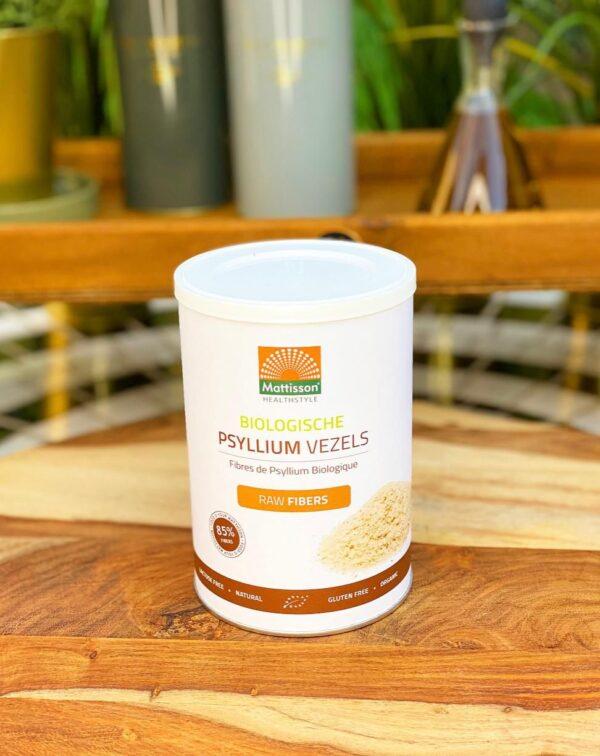 Psyllium Vezels BIO (250g)