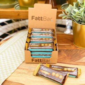 FATTBAR Chocolate Bites (8 x 2x27g)